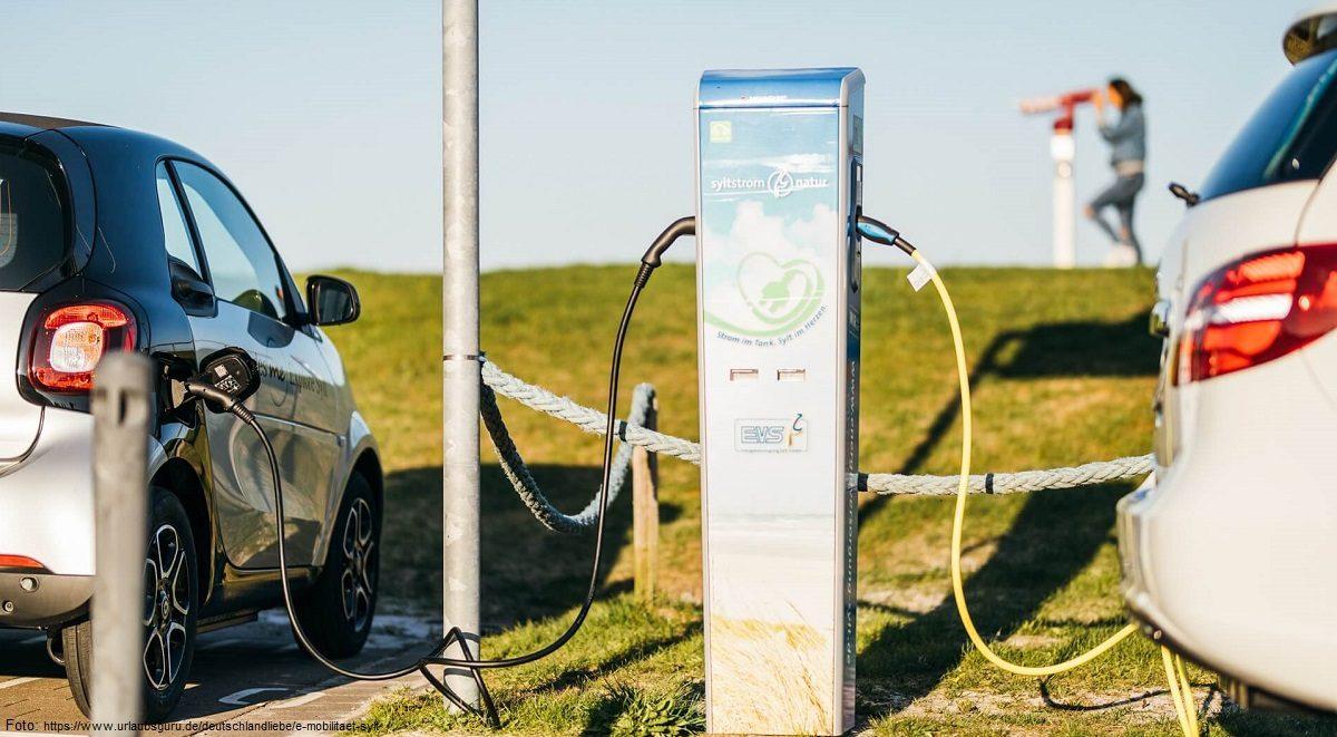 Elektromobilität Sylt